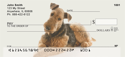 Airedale Terrier Check 0
