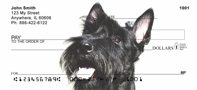 Scottish Terrier Check 0